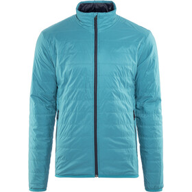 Icebreaker Hyperia Lite Jacket Men Alpine/Midnight Navy